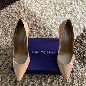 Stuart Weitzman Troubled Pointed Toe Pumps! NEW!!